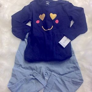 ✨3 for $15✨ Toddler Onesie Outfit
